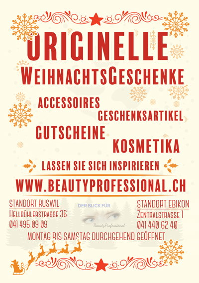 back-beautyprofessional-weihnachtsflyer-ruswil-2019